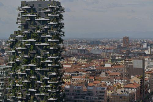 Perché il bosco verticale è il futuro e chi ci vive