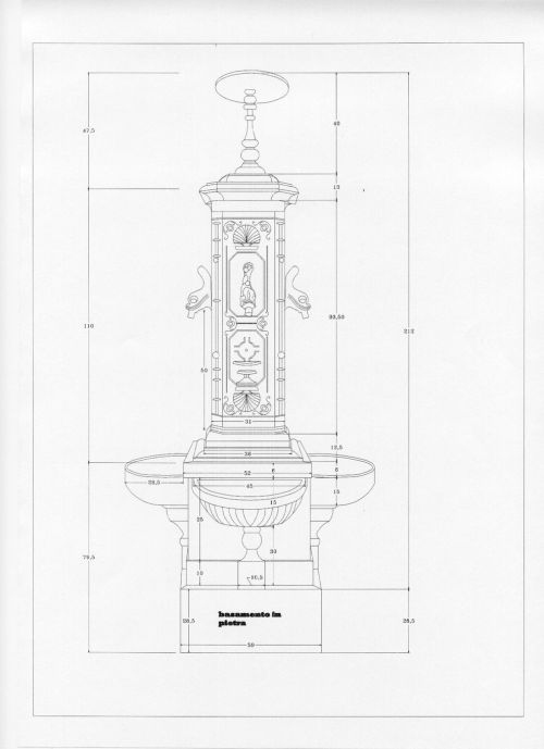 Fontana scultorea
