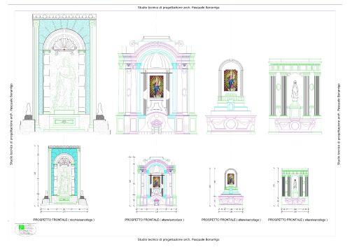 Altare e sarcofago