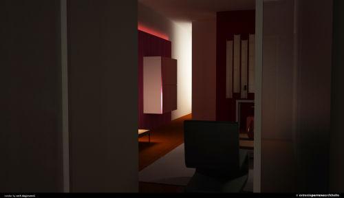 Appartamento in torino · antonio perrone architetto