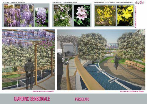 Concorso Di Idee Per La Realizzazione Di Un Giardino E
