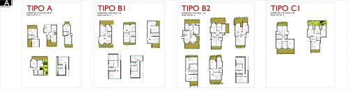 6a3ta abitazioni tipoligie