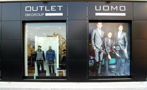 Outlet DM Group · Ciro Iacobelli