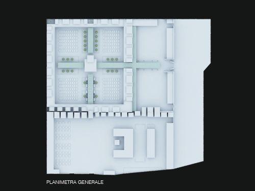 Concorso di idee lavori di ampliamento del cimitero comunale 3 lotto giuseppe ferrillo - Architetto interior designer ...
