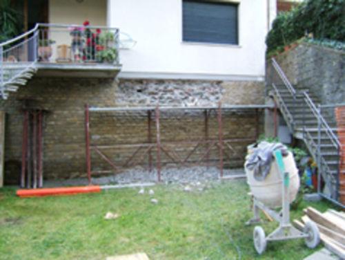 Realizzazione di garage interrato simone bartoletti - Garage interrato ...