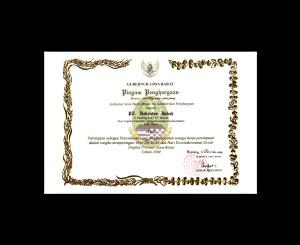 Penghargaan Gubernur Jawa Barat