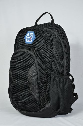 Fully Vented Double Mesh Backpack