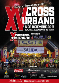 XV Cross Urbano Real Villa Guardamar Delsegura