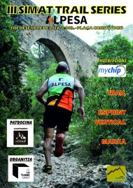 III Simat Trail Series; Sprint Vertical, Trail Y Marxa Senderista.