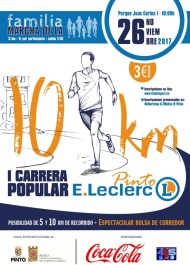 I Carrera Popular e.Leclerc Pinto