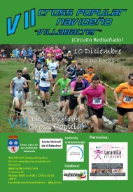 VII Cross Navideño Villabalter