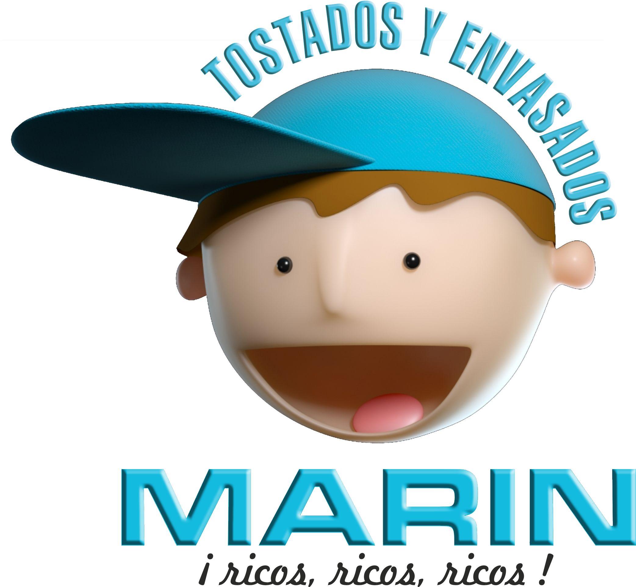 Logotipo de Tostados Marín