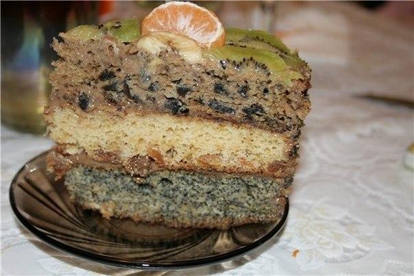 Рецепт королевский торт