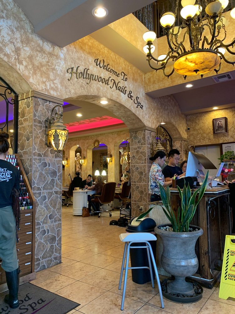 Hollywood nails and spa southlake