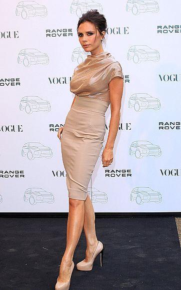 Victoria Beckham #10