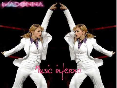 Madonna music infierno