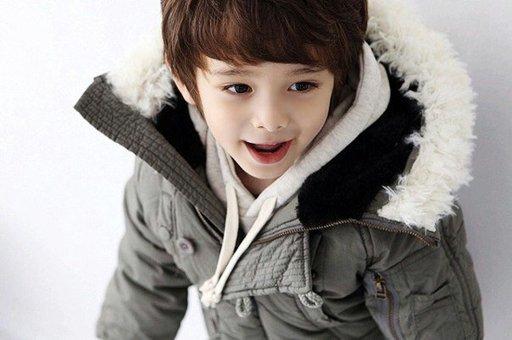 Корейцы метисы дети фото