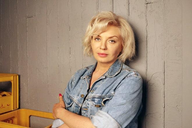 Ирина ефремова актриса ее семья