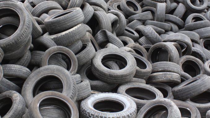 Бизнес переработка автомобильных шин