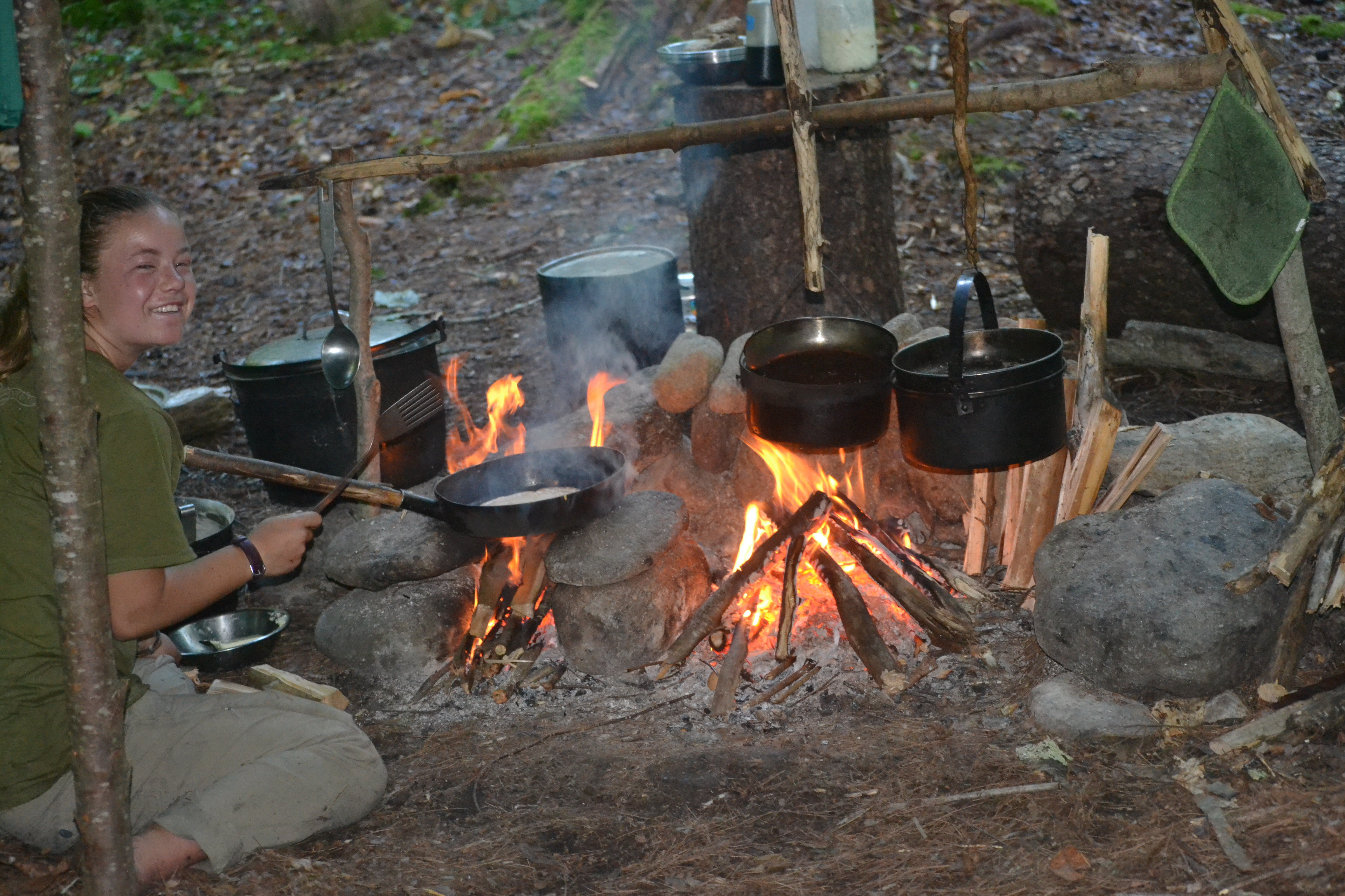 Food, Farm, and Fire
