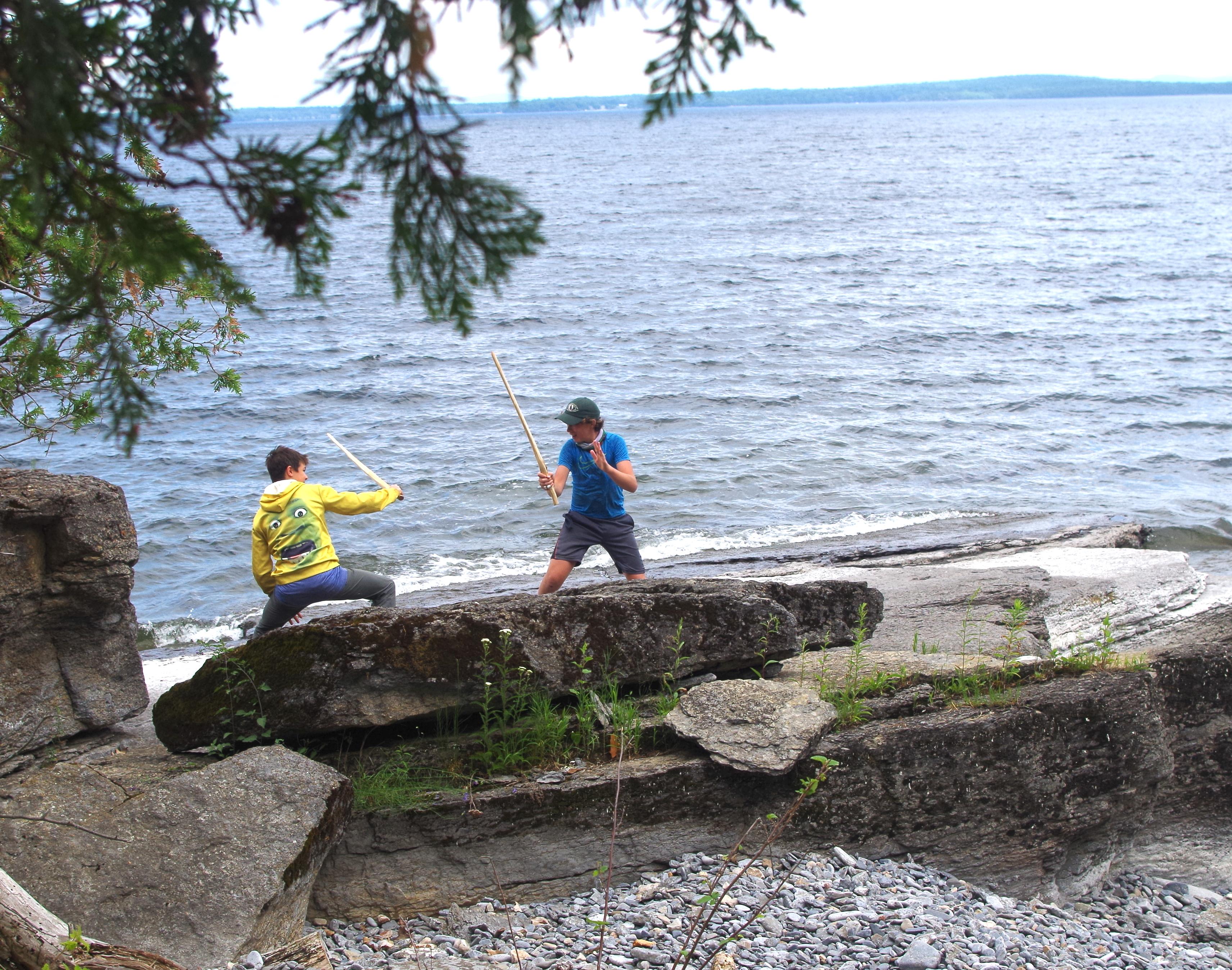 Pirates of Lake Champlain