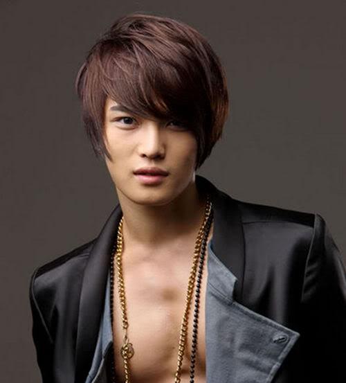 10. beautiful K-Pop and Korean Hairstyle for men