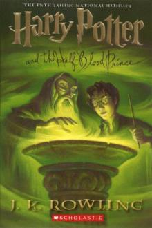 Harry potter and the half blood prince chapters