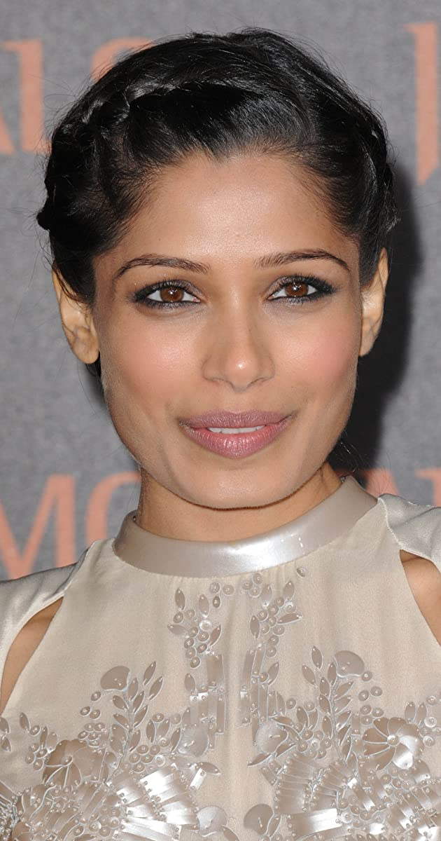 Where is freida pinto from