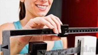 Похудение с помощью питания