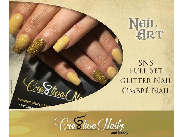 Nails darwin