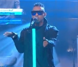 Miguel on jay leno