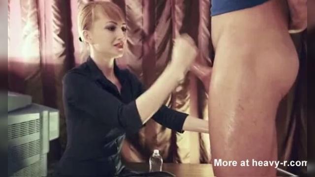 Порно видео большая залупа
