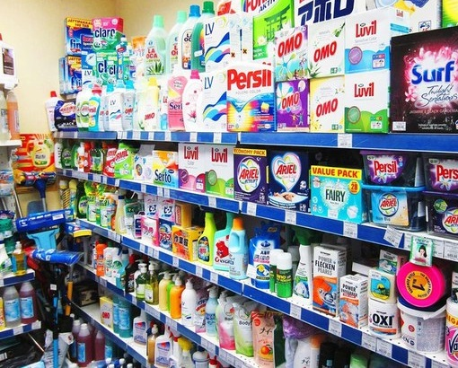 Бытовой химии магазин открыть