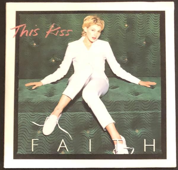 Faith hill this kiss cd