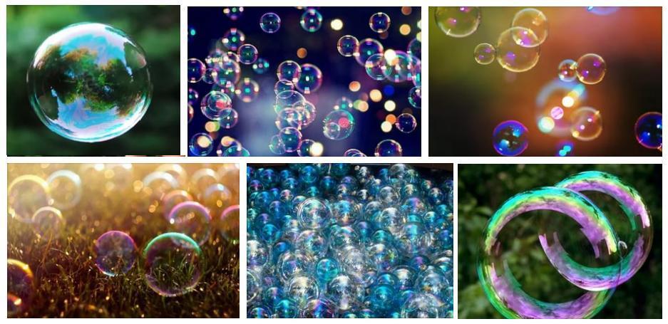 Крепкие мыльные пузыри
