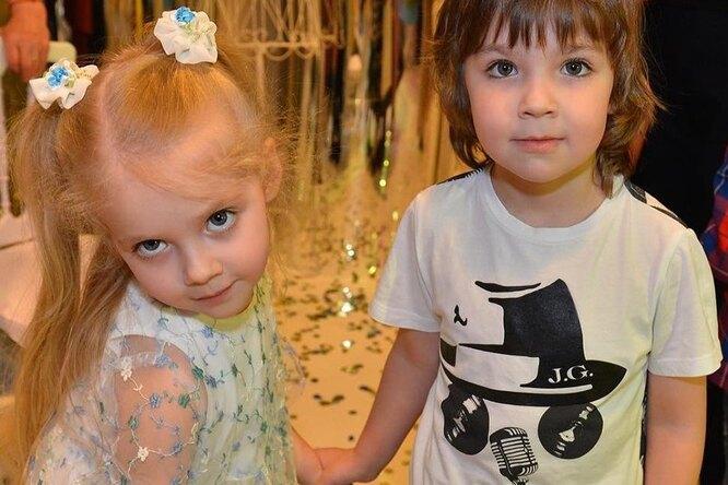 Лиза и гарри галкины когда родились