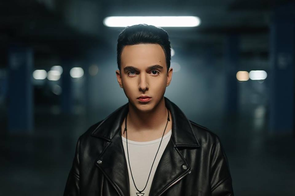 Имена самых популярных певцов Украины MELOVIN