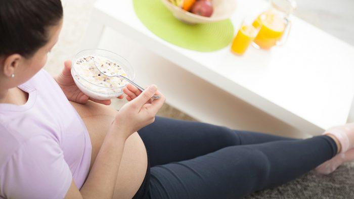 Каши полезные при беременности