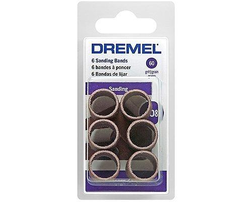 Dremel sanding bands for dog nails