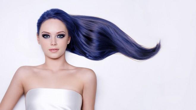 Фотошоп чтобы поменять цвет волос онлайн