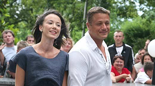 Алексей Макаров и Виктория Богатырёва