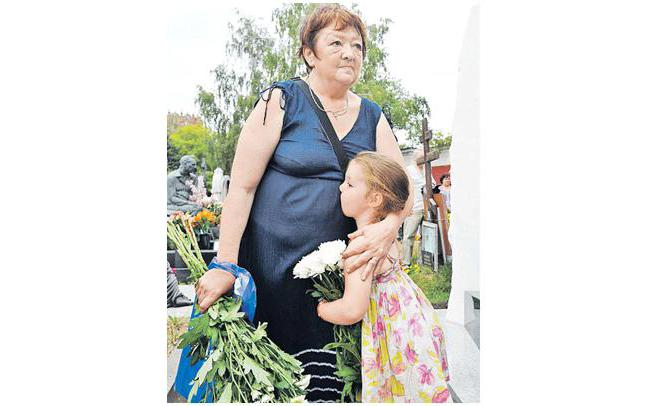 сколько лет дочери людмилы гурченко