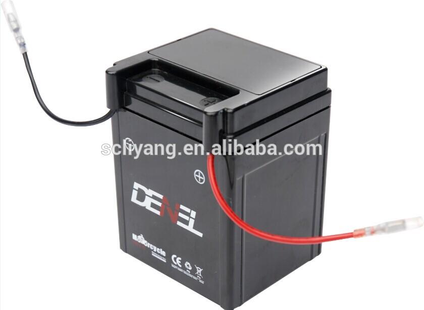 Small sealed lead acid battery