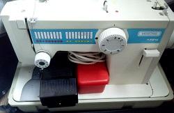 Почему не захватывается нижняя нить в швейной машинке