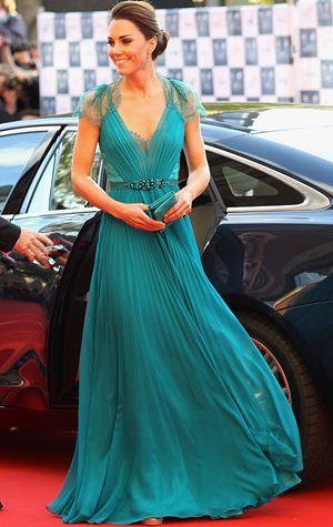 Kate middleton breast size