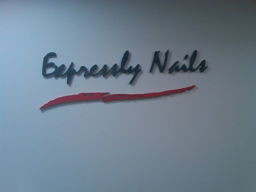 Expressly nails dc