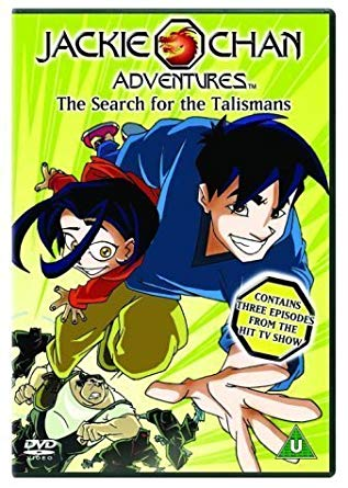 Jackie chan adventures the search for the talismans