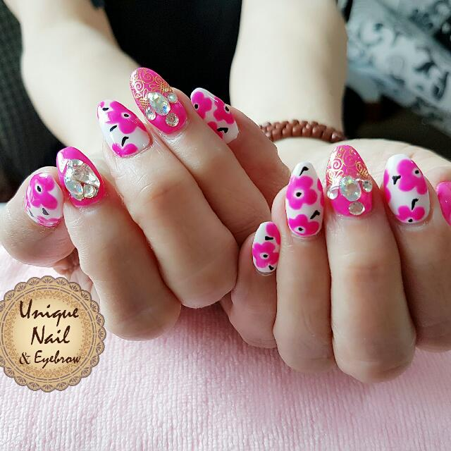 Home nails punggol