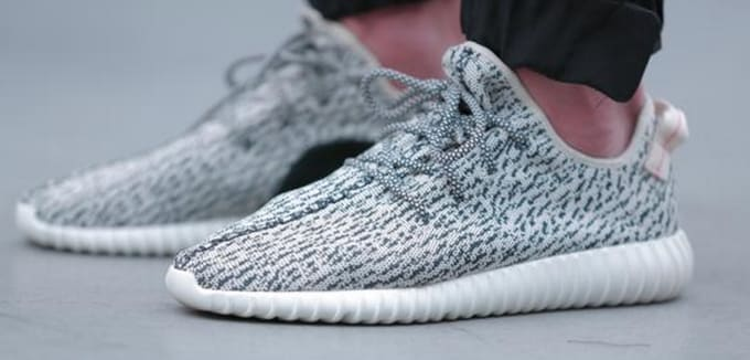 Kanye west shoe price