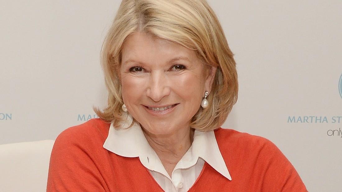 Martha stewart january 2012